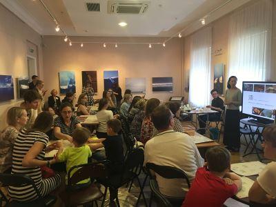漆艺交流 台青年漆艺家受邀至俄办工作坊