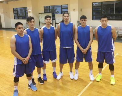 中華男籃集訓 楊敬敏:加入就是要贏球