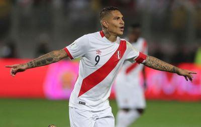 秘魯隊長喝茶涉禁藥 球員協會向FIFA請命