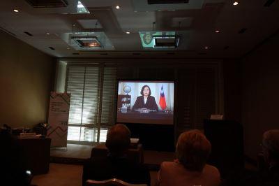 府方人士:WMA挺台灣抗中國打壓  總統錄影感謝