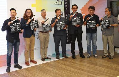 以自由為題  文總發動台灣討拍向青年徵件