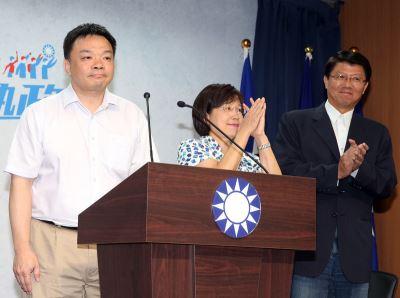 出身台南政治家族 高思博出線不意外