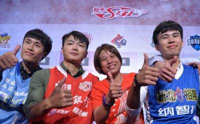 台灣首位女性總教練 謝玉娟接掌中華白兵符