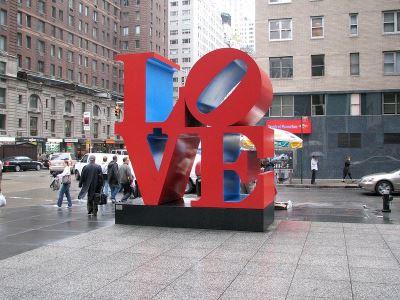 LOVE雕塑創作者印第安納辭世 享壽89歲
