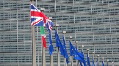 英明年分手歐盟 英國人搶當德國人