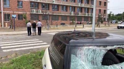 老婦遭撞倒插前擋拖行亡 酒駕男肇逃被逮