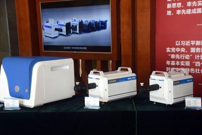 陸成功研製超高速探測器條紋相機
