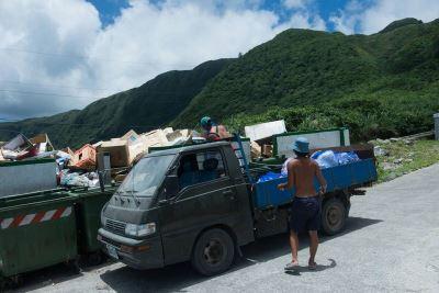 被指拒收垃圾 蘭嶼公所澄清因未分類