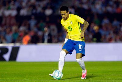 內馬爾腳傷漸癒 巴西教練:情況優於預期