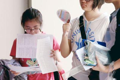 統測考場停電影響逾2千考生 教育部從寬處理