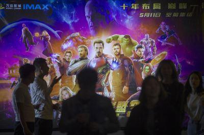 中美貿易戰關鍵:引進更多好萊塢電影