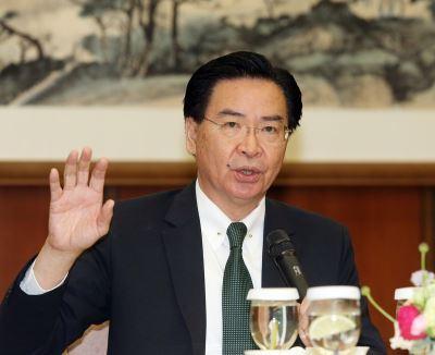 吳釗燮BBC受訪 抗議中國打壓台參與WHA