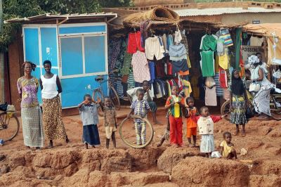 布吉納法索以農立國 與台貿易量有限