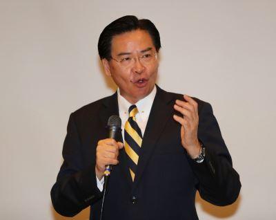吳釗燮:台灣有責任助友邦發展  非金錢外交