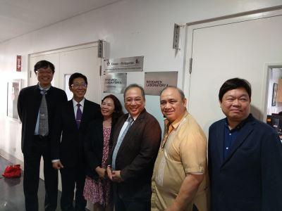 科技學術新南向 台菲水質研究中心啟用