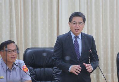 避免期待而焦慮  台南將發警消繁重加給