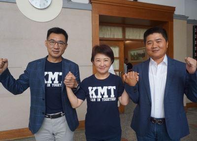 吳敦義召集會議  確立中市選舉架構