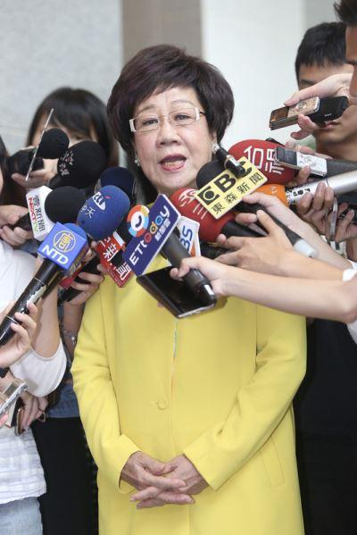 2年斷4個邦交國 呂秀蓮:責任不在蔡總統
