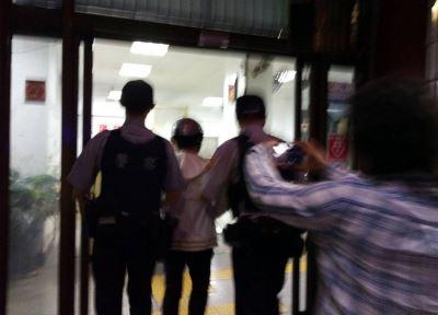 持刀攻擊嘉榮護理師 凶嫌遭羈押