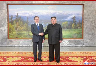 南北韓2度峰會 金正恩傳達對川金會堅定意志