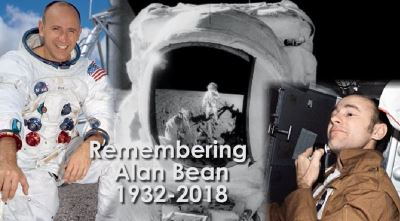 史上第4位登月者 美國太空人比恩逝世