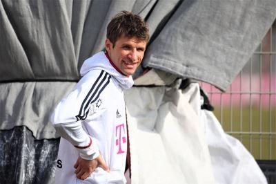 德國尋求衛冕世界盃 穆勒將扮關鍵角色