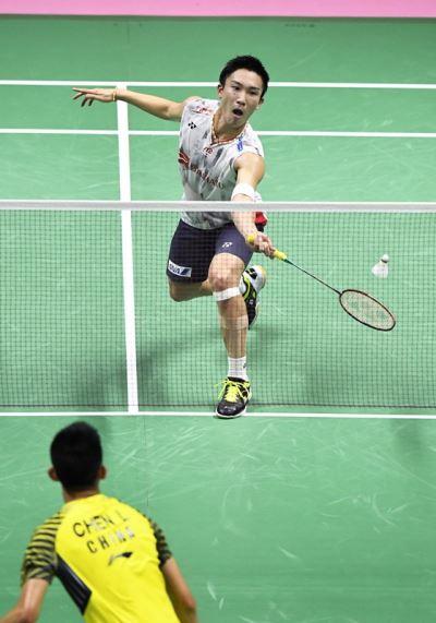 湯姆斯盃羽球賽 中國冠軍日本亞軍