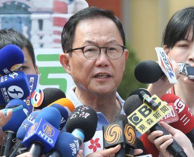 民進黨擬徵召姚文智 丁守中:自己是唯一在野