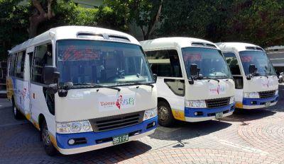 媽宮北環線一日票  郵輪式公車玩澎湖
