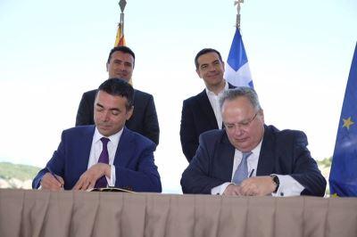 簽署歷史協議 馬其頓願改國名與希臘修好