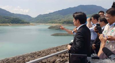 連日大雨 水利署:對高雄台南水情大有助益