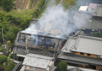 日本大阪地震 总统:台湾准备好提供协助