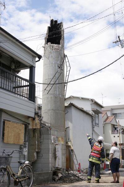 日本大阪斷層活動 學者示警恐引發大地震