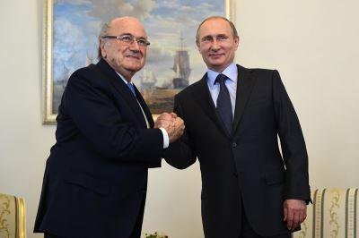 不理禁令 FIFA前主席布莱特将赴俄观赛
