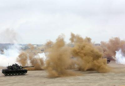 美參院通過國防授權法草案 建議美軍參加台軍演