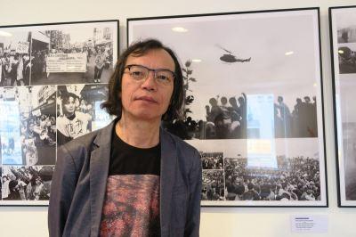 宋隆泉民主台灣攝影展 世界巡迴紐約起步