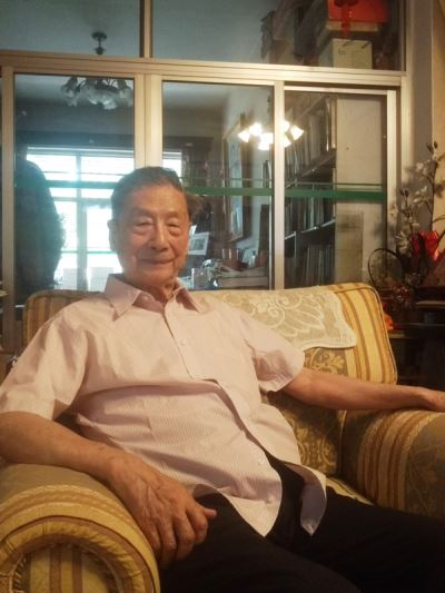 專訪茅于軾:我們一死 跟中國就沒有連繫了