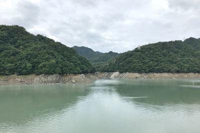 水庫進帳逾1.2億噸 南部水庫初步解渴