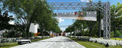 中市打造舊城區  綠空鐵道結合人本環境