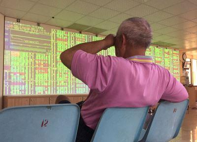 美中貿易戰升溫衝擊 台股大跌183點