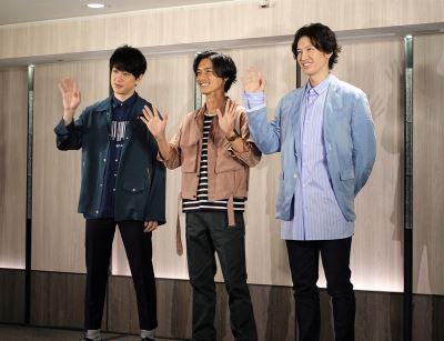 日團關8成員訪台 錦戶亮感謝總統關心大阪地震