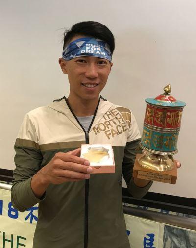 陳彥博冒截肢風險不丹超馬奪冠:要跑到不能跑為止