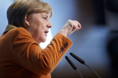 梅克爾與歐盟邦取得移民協議 多數德國人不信