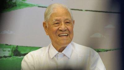 紐時中文網專訪 李登輝:以台灣之名存在是重點