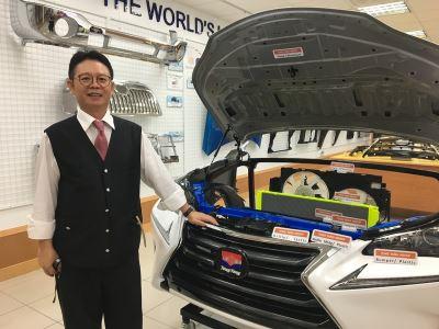 美中貿易戰影響 東陽總裁吳永祥這麼看