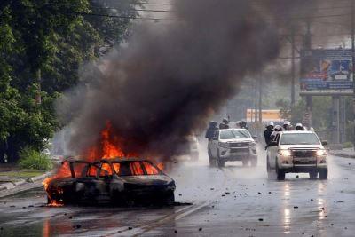 尼加拉瓜陳抗活動延燒 台商暫無嚴重損害