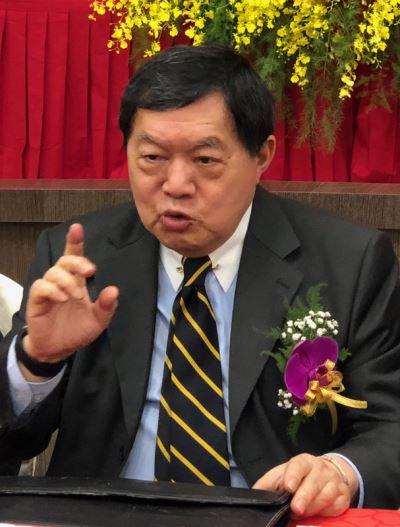 徐旭東:產金分離跟我沒關係