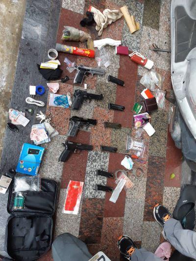 警開16槍捉槍擊犯 路人中彈無生命危險[更新]