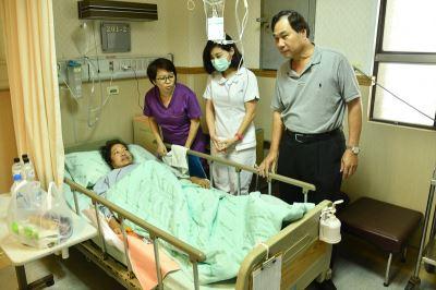 逃逸女外勞中風住院  醫院盼不要成人球