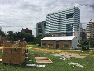 華山分屍案 北市擬6月底前拆除小木屋